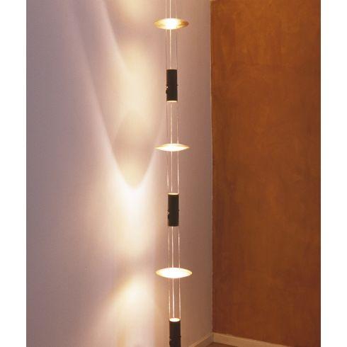 bel air gold lichtobjekt oligo pendelleuchten. Black Bedroom Furniture Sets. Home Design Ideas