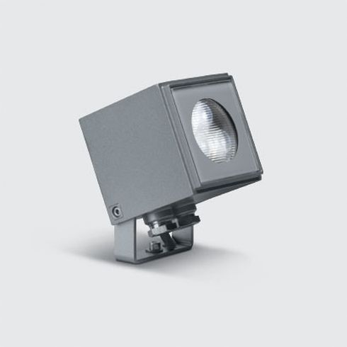 ipro mini 34 3000k led strahler grau strahler au enleuchten leuchten f r das besondere. Black Bedroom Furniture Sets. Home Design Ideas