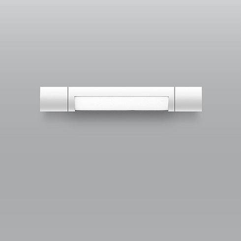 23080 1k3 variata 2 led wandleuchte wei glash tte. Black Bedroom Furniture Sets. Home Design Ideas